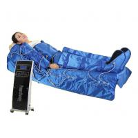China Air Pressure Pressotherapy Lymphatic Drainage Machine For Body Contouring on sale