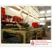 Quality Construction Material Making Machinery for Mgo / Mgcl / Fiber Glass Mesh Raw Material for sale