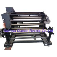 Quality Busbar Polyester Film Cutting Machine,Polyester Film Slitting Machine, busbar machine for sale