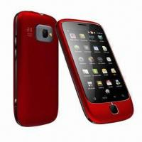 Quality 3.5-inch Touch Screen Smartphones, Dual-SIM, GSM/GPRS/EDGE of 850/900/1800/1,900MHz for sale