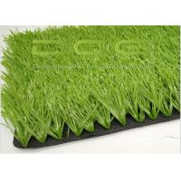 Quality Realistic Artificial Grass Football / Artificial Soccer Grass High Dtex 13000 for sale