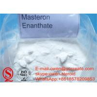 Quality Drostanolone Enanthate Muscle Building Steroids Masteron Cutting Cycle Raw Source for sale