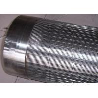 Quality ISO Standard 8inch Stainless Steel Cage Type Water Well Screen/ Johnson Screen / Water Well Screen for sale
