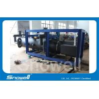Clear Commercial Tube Ice Making Machine Evaporator For Keeping Seafood Fresh for sale
