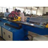 Quality Automatic CNC stainless steel pipe bender machine for air material / automobile tube for sale