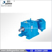 Quality CR Series Helical speed Reducer Gearbox for sale