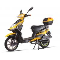 Quality Aowa 2 Wheel Adult Electric Scooter 150 Kg Yellow Motorized Electric Scooter Bicycle for sale