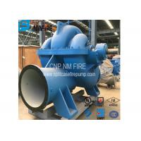 Quality Split Case Emergency Fire Engine Water Pump Ductile Cast Iron Materials for sale