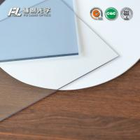 Flexible Anti Static Acrylic Sheet 9mm Thick Chemical Resistance , Innovative Coating Ability