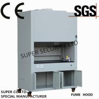 Quality Plastics Drying Medical Fume Hood , Exhaust Fume Hoods For Chemical Lab for sale