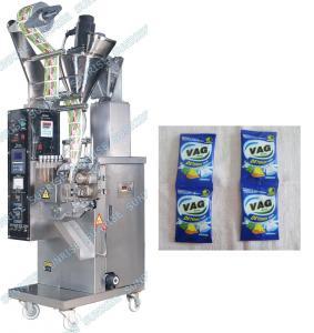 China Model FSK-40II Automatic Granular Bag Packing Machine, Filling range:5-40ml, Weight: 350kg, Capacity: 50-160(bags/min) on sale