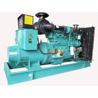 Quality Power Cummins Diesel Generator 280KW / 350KVA Open Skid 1500RPM Generator for sale