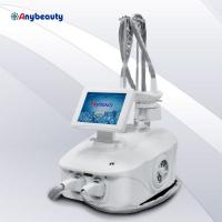 Quality Customized Color Cryolipolysis Fat Freeze Slimming Machine 2 Handles Work Together for sale