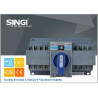 Buy Full automatic transfer switch  MCB Air Circuit Breakers 3P / 4P  ATS at wholesale prices