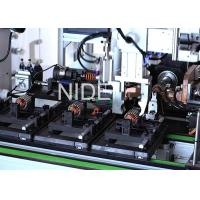 Buy Automatic Armature Winding Machine Rotor Electric Motor Production Line at wholesale prices