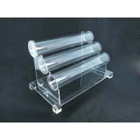 Quality High Clear Acrylic Display Stands Retail For Show Products Shape Custom for sale