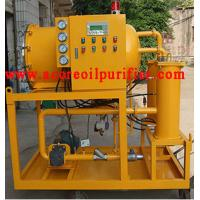 Quality Coalescence-separation Oil Purifier For Turbine lube Oil,Coalescing Oil Water Separator for sale