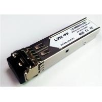 Buy cheap 155Mbps SFP Transceiver Multi Mode 850nm, LC, 2km, -40°C~+85°C with DDM 2km Reach from wholesalers