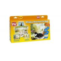 Quality Simply As Seen on TV Products , Portable Window Mounted Cat Bed for sale