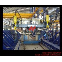 Quality Steel Structure H Beam Welding Machine for Automated Production Line High Precision for sale
