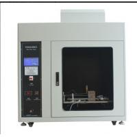 Quality Electronic Testing Equipment Touch Screen IEC60695 Glow Wire Tester for sale