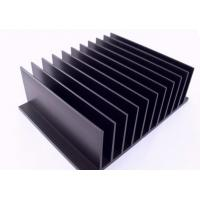 Quality 6005 , 6060 Anodized Aluminum Heatsink Extrusion Profiles For Medical Equipment / CPU Cooler for sale