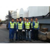 Buy Asphalt Resurfacing Process Hot In Place Road Recycler Machine 2 - 5m / Min Heating Speed at wholesale prices
