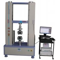 Buy 300KN Universal Test Machines , Universal Test Equipment Closed-loop Control at wholesale prices