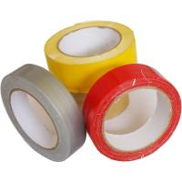 Quality Colored Reinforced Cloth Duct Tape Flexible Anti Abrasion For Home Decoration for sale