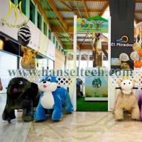China Hansel family entertainment center Animal rides made in china electric scooter for sale on sale