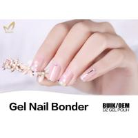 Quality High Viscosity Soak Off Gel Nail Primer , Long Lasting Nail Polish Bonder for sale