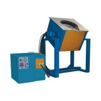 China Tilting Type Induction Heating Furnace on sale