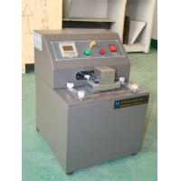 Quality Rub Resistance Paper Testing Equipments With Microcomputer Control for sale