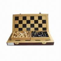 Quality Chess Set, Made of Hardwood, Suitable for Education for sale