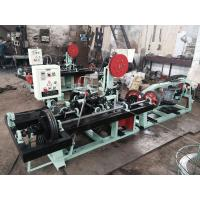 Buy high speed full automatic double Twisted Barbed Wire making Machine at wholesale prices