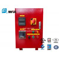 Quality IP54 Grade Industrial Jockey Pump Controller For UL / FM Fire Fighting Pump for sale