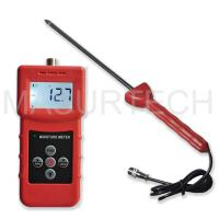 Buy cheap MS350A High Frequency moisture meter for soil ,silver sand, chemical combination from wholesalers