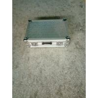 Buy 9mm Plywood And 1mm Thickness Aluminum Tool Cases 50*50*25cm Silver Color No at wholesale prices
