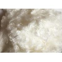 Quality 100% Wood Pulp Lyocell Fiber Good Resilience Antipilling And Anti Napping for sale