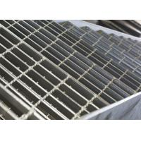 Quality Prefabricated Steel Stair Treads Grating Checkered Plate Hdg Carbon Steel Iron for sale