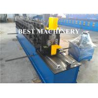 Quality Steel Wall Angle Bar Cold Roll Forming Machine L Shape Bead Perforated for sale