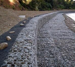 Quality Gabion Box/Gabion Mesh/Hexagonal Wire Mesh/Gabion mattress/gabion  for Retaining Wall for sale