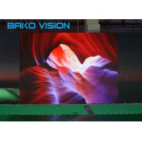 Quality Ultra HD Indoor Rental LED Display Sign P2.5 600-1000 Nits Die Casting Aluminum Cabinet for sale