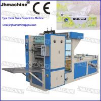 Quality Automatic Facial Tissue Paper Production Line, Four Lane for box type tissue paper for sale