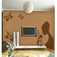 Buy Intelligent Bamboo Fiber Board High Glossy Surface Butterflies Girl Pattern at wholesale prices
