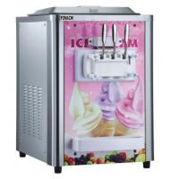 Quality Ice Cream Machine S/S Body Table Top Type Ice Cream Making Machine FMX-I69 for sale