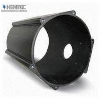 Quality Customized Black Anodized aluminum extrusion industry  Profiles / frame for sale