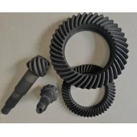 Quality Transmission Box Spiral Bevel Gear Right Hand Direction Long Using Life for sale
