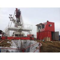 Quality Drilling Rig Equipment Oilfield Workover Rigs With Maximum Feeding for sale