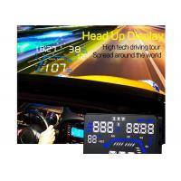 Quality Plug and play automobile heads up display with LCD display Apply to any car for sale